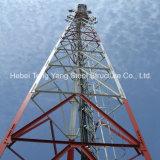 Коммуникации стали угол решетчатые башни антенны изготовлена в Китае