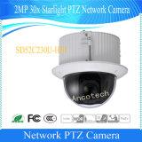 Appareil-photo de télévision en circuit fermé de réseau de la lumière des étoiles PTZ de Dahua 2MP 30X (SD52C230U-HNI)
