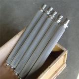 Modificado para requisitos particulares 304 316 cartuchos de filtro hidráulicos de la agua/aceite del acero inoxidable/cilindro del filtro