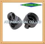 De deel-Plastic Precisie die van de Machine van China van de Delen van de Machine van het staal het Elektrische Deel van de Autoped machinaal bewerken