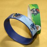 Zoll 1 Zoll - hoher Definition-Digital-Drucken-SilikonWristband