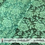 Eco teñió la tela gruesa del cordón de Rose de la cuerda de la concha de peregrino (M0450-G)