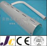 Perfil de alumínio da extrusão com dobra (JC-P-83052)