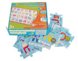 Puzzle de papel educativo para crianças (GJ-Puzzle010)