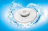 8 Inches Shower Head Waterproof Wireless Bluetooth Speaker