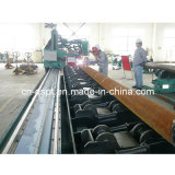 CNC Pipe Flame / Plasma Beveling & Cutting Machine (Roller Bench Type)