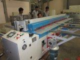 Macchina automatica della saldatura di testa della lamiera sottile di HDPE/PVC/PVDF/PP