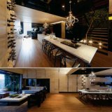 La conception de meubles de salle à manger en bois