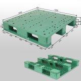 Transporte de paletes de plástico de qualidade alimentar com a fabricação de HDPE