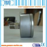 tipo completo della parte posteriore del manometro del manometro dell'acciaio inossidabile di 2 '' 50mm
