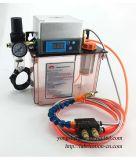 電気自動コンパクトデザインの金属の切断冷却するか、またはオイルの霧の冷却剤のスプレーヤーSet/CNC機械彫版のルーターのクーラー
