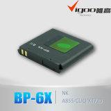 para a bateria do telefone de Nokia Bp-6X