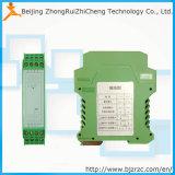 D249 DIN-carril de fixação da cabeça de IDT 4-20mA transmissor de temperatura PT100