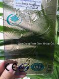 BronzeMayflower gekopiertes Glas mit Cer, ISO (3-8mm)