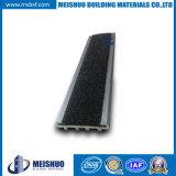 Die gleitsichere nicht Beleg-Aluminiumtreppe, die mit Carborrundum riecht, schob ein (MSSNC-3)
