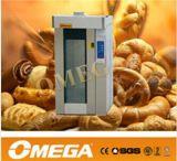 Fácil Operación Electric Delicious Food Rotary Oven