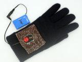 Gants de tricotage de chauffage par batterie pour Ladys et usage d'hommes, la meilleure solution Heated de produits (SG-01)