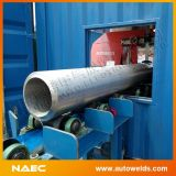 Containerized Type Pipe Spool Fabrication Production Line