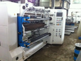 Jumbo Roll Thermal Paper AND Adhesive Tape Slitting Machine