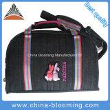손잡이 진 튼튼한 학생 야영 스포츠 여가 여행 어깨에 매는 가방