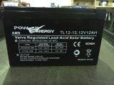 batteria solare 12V12ah