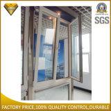 Aluminiumgehangenes Spitzenfenster mit örtlich festgelegtem Fenster für Projekt (JBD-K10)