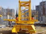 8t de Kraan van de kraanbalk Qtz5613 in China dat door Hsjj wordt gemaakt