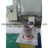 Маленькая Электрическая Подъемная Индукционная Плавильная Печь для Металла