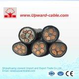 1 único tipo de alta tensão cabo distribuidor de corrente do núcleo 300mm2