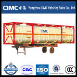 Cimc 40ft Fuel Tank Container
