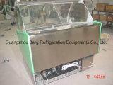 12의 팬 Gelato 냉장고/아이스크림 전시 냉장고