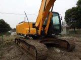 Excavatrice hydraulique utilisée très bonne chaude Hyundai R225-7 (construction equipment2011) de chenille de condition de travail de Hyundai de vente