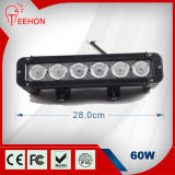 Ce&RoHS CREE 60W Offroad LED Light Bar