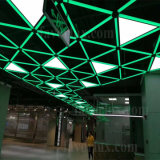 Panneau d'éclairage LED de triangle pour le projet