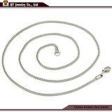 Collar de la moda de las cadenas Cuadrado Wholesales joyas Joyas de acero inoxidable 316L