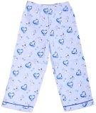 Boy'comfortable pijama traje Marca de 100% algodón de la franela