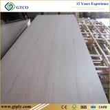 precio laminado 16m m de la hoja de la madera contrachapada de 15m m densamente