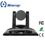 1080P 60 câmera do USB 12X PTZ do USB 3.0 da videoconferência HD (UV950A-12-U3)