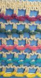 Fita do laço do algodão da alta qualidade para o vestido