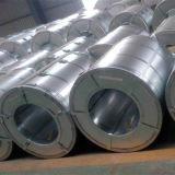 Dx51d Hot cruce de la bobina de acero galvanizado recubierto de zinc