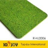 Absorção de choques colorido Tapetes de piso de borracha EPDM (RF-2100)
