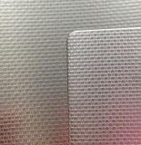 Feuille décorative d'acier inoxydable