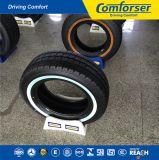 Comforser Marken-Farben-Autoreifen mit guter Qualität