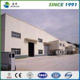 Construction préfabriquée d'atelier d'entrepôt de structure métallique en Chine
