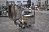 Aço inoxidável da bomba de mistura de cisalhamento elevadas em linha