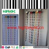 Steel Wire Clip Strip Promotion Merchandiser Clip Strip Display