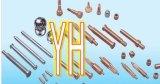Steel et Brass inoxidables Machining Shaft (X49)