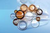 De duidelijke en AmberBuis van het Glas Pharmacutical