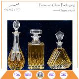 Frasco de vidro para Xo, uísque da qualidade super