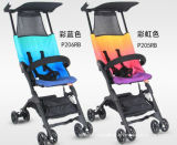 Tragen heißer Baby-Auto-Sitzwagen 3 des Verkaufs-2017 in 1 Multifunktionsbaby-Spaziergänger mit Baby Korb